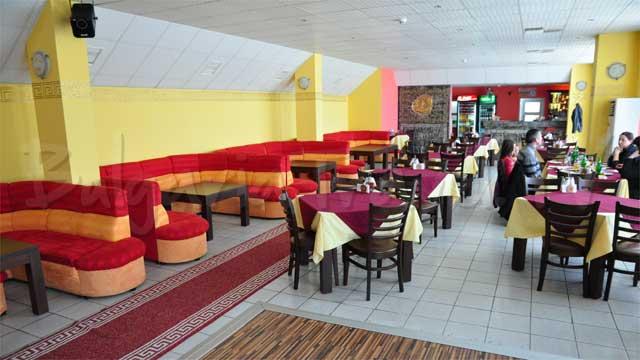 Ресторант Лагуна - ПРО ЕАД, Павел баня